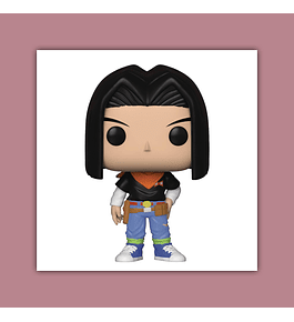 Pop! Animation DBZ Vinyl Figure: Android 17