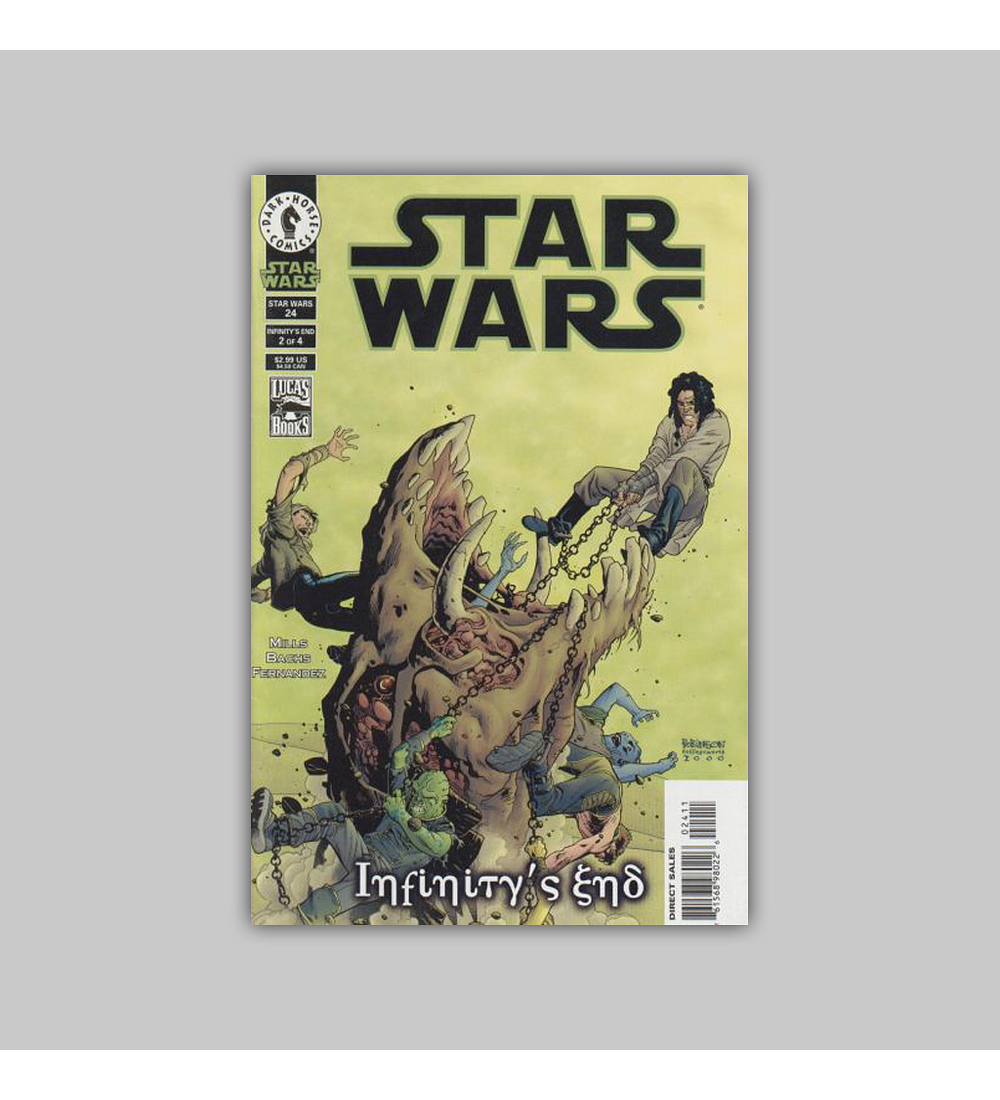 Star Wars 24 2000