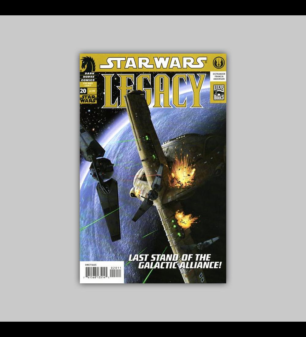 Star Wars: Legacy 20 2008