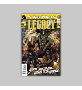 Star Wars: Legacy 23 2008