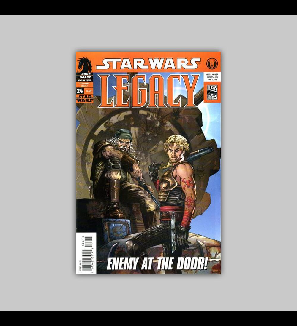 Star Wars: Legacy 24 2008