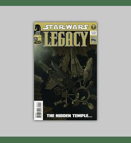 Star Wars: Legacy 25 2008