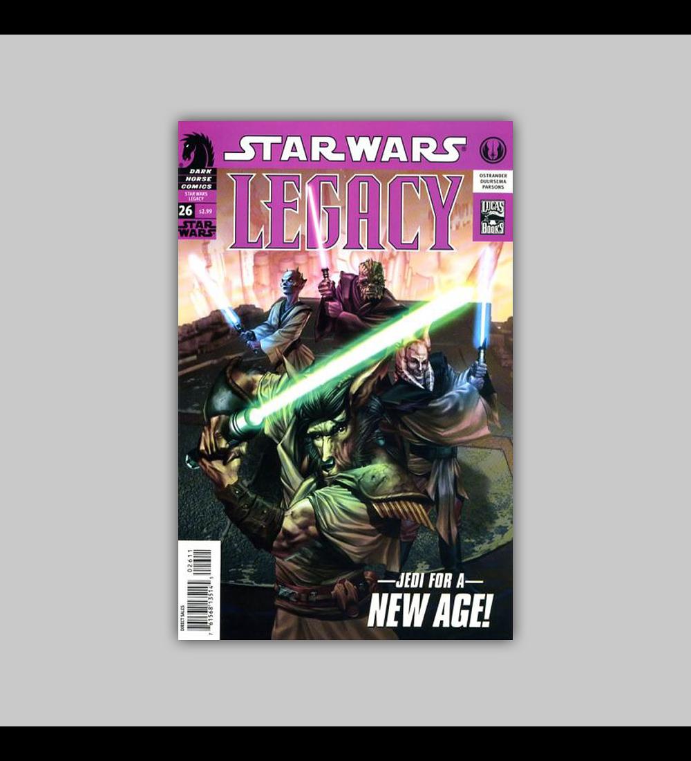 Star Wars: Legacy 26 2008