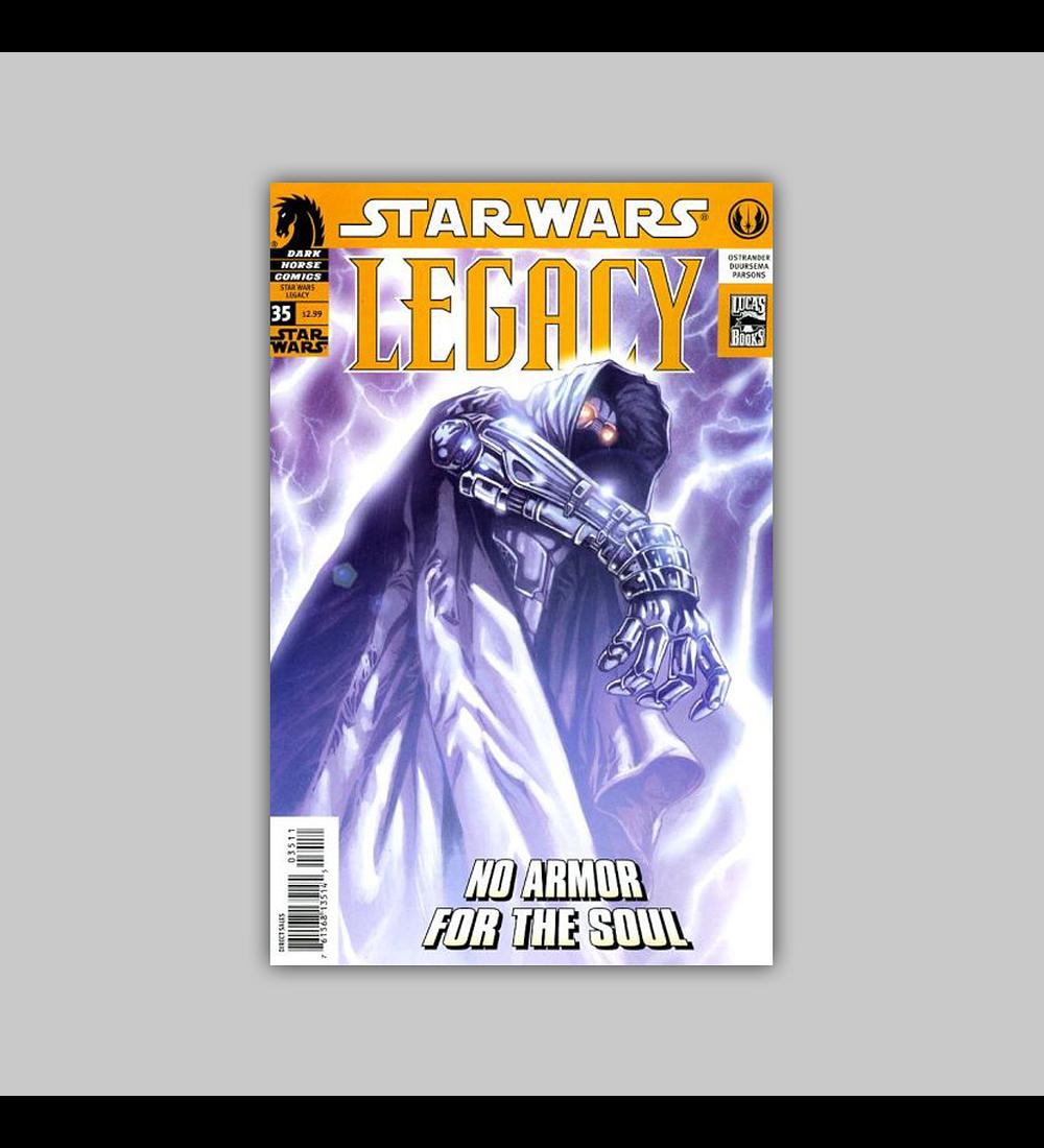 Star Wars: Legacy 35 2009