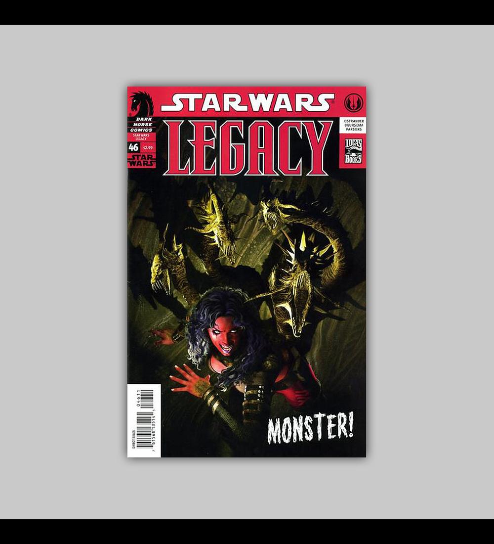 Star Wars: Legacy 46 2010