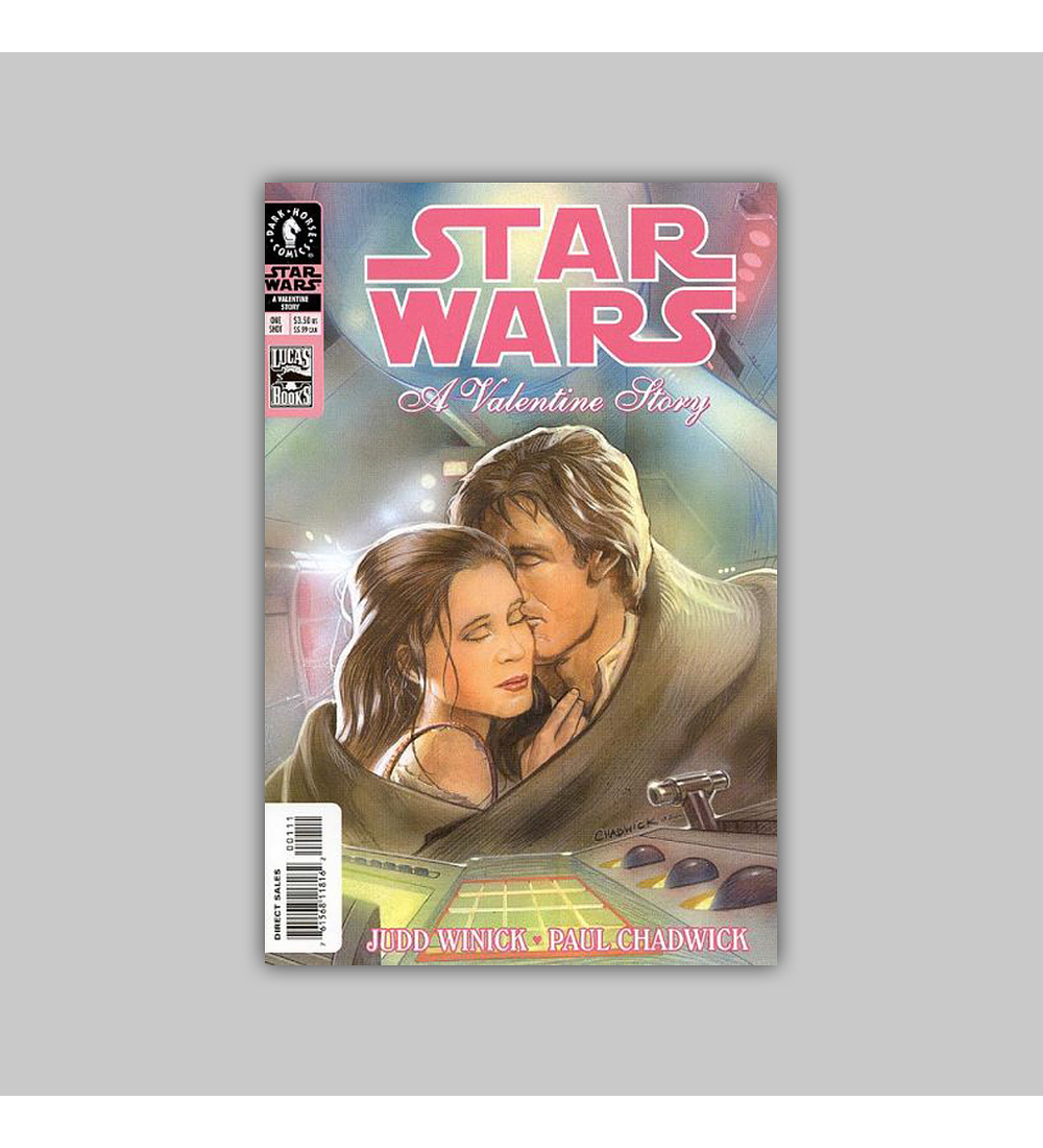 Star Wars: A Valentine Story 2003