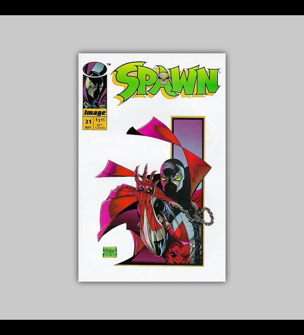Spawn 21 1994