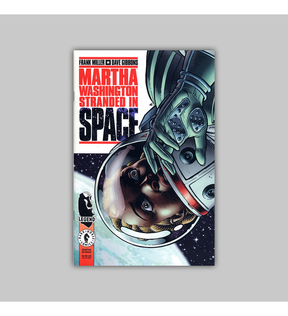 Martha Washington Stranded in Space 1995