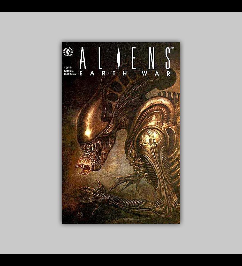 Aliens: Earth War 1 1990