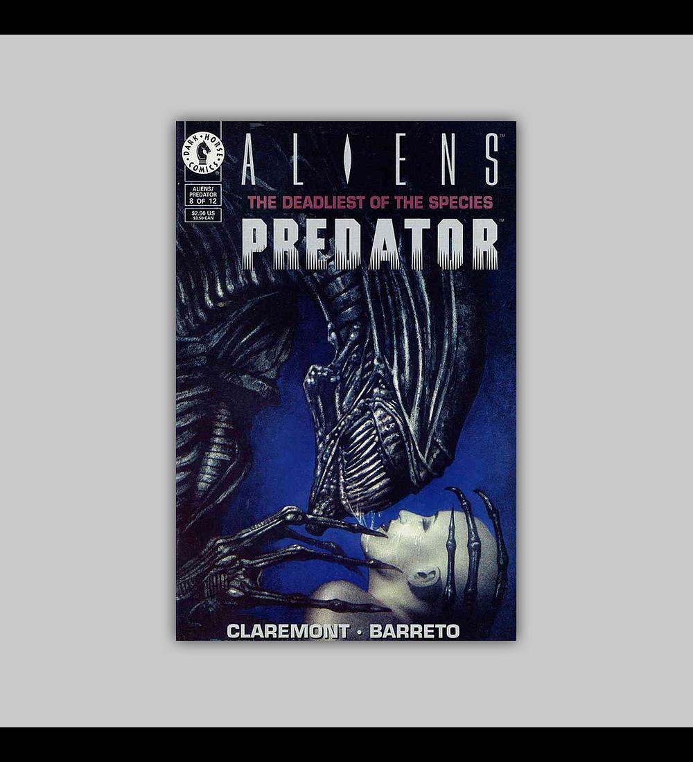 Aliens Vs. Predator: The Deadliest of the Species 8 1994