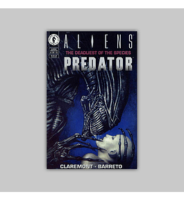 Aliens Vs. Predator: The Deadliest of the Species 8 1994