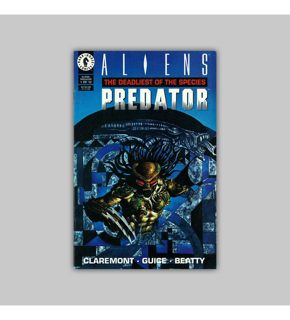 Aliens Vs. Predator: The Deadliest of the Species 1 1993