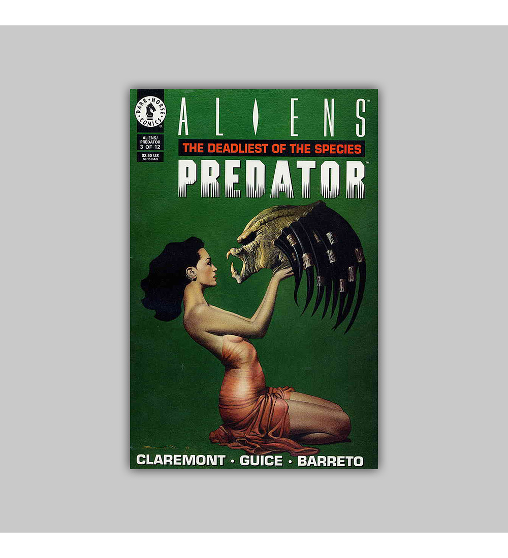 Aliens Vs. Predator: The Deadliest of the Species 3 1993
