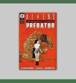 Aliens Vs. Predator: The Deadliest of the Species 2 1993