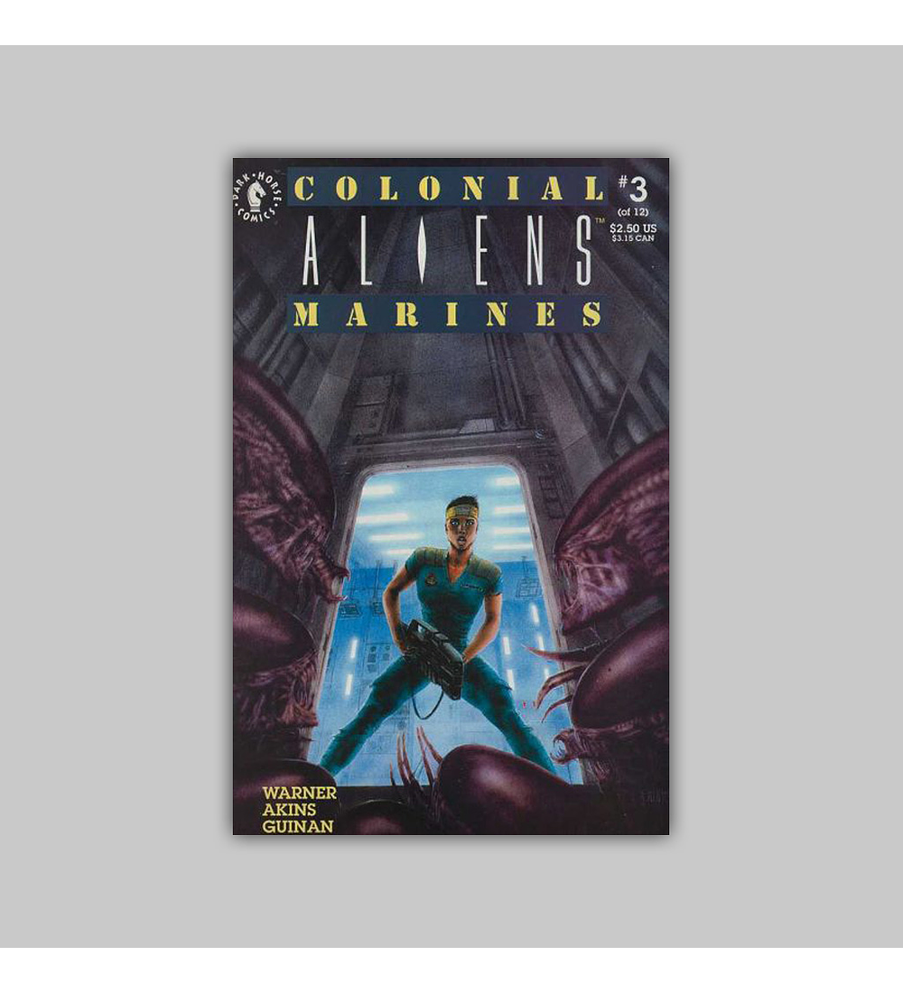 Aliens: Colonial Marines 3 1993