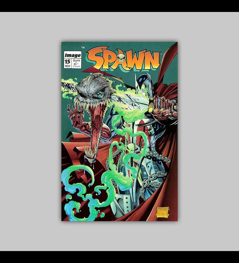 Spawn 15 1993