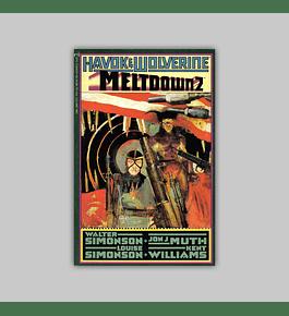 Havok & Wolverine: Meltdown 2 1988