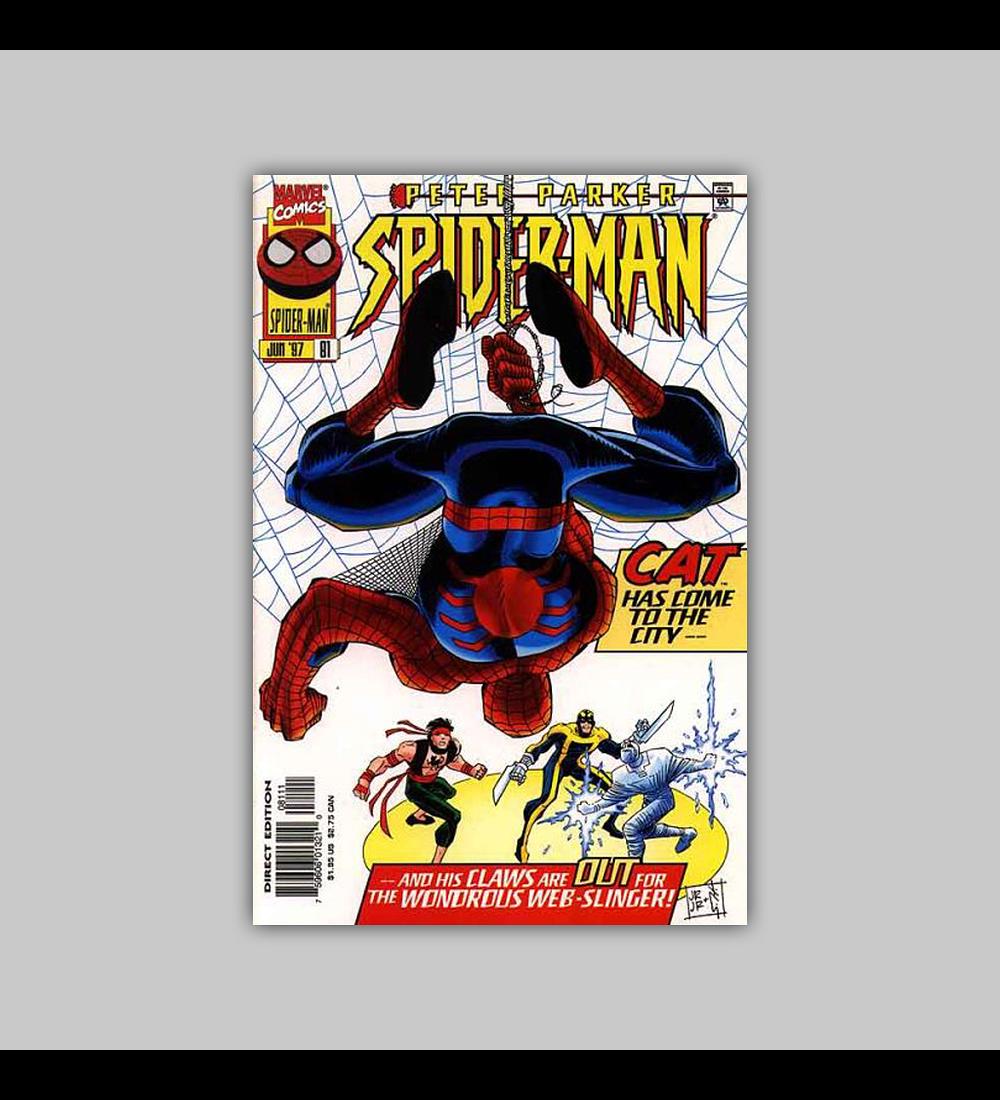 Peter Parker: Spider-Man 81 1997