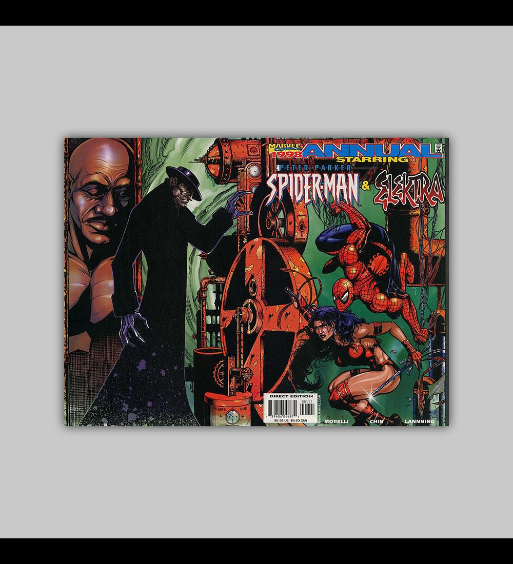 Peter Parker: Spider-Man/Elektra '98 1998