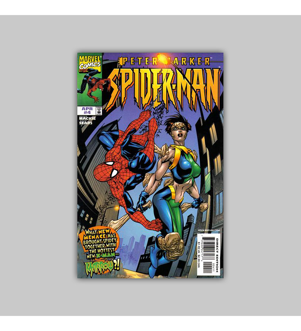 Peter Parker: Spider-Man (Vol. 2) 4 1999