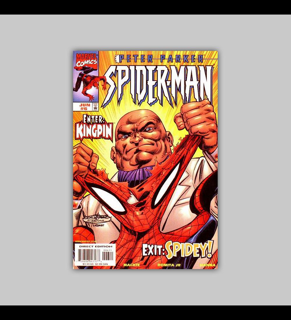 Peter Parker: Spider-Man (Vol. 2) 6 1999