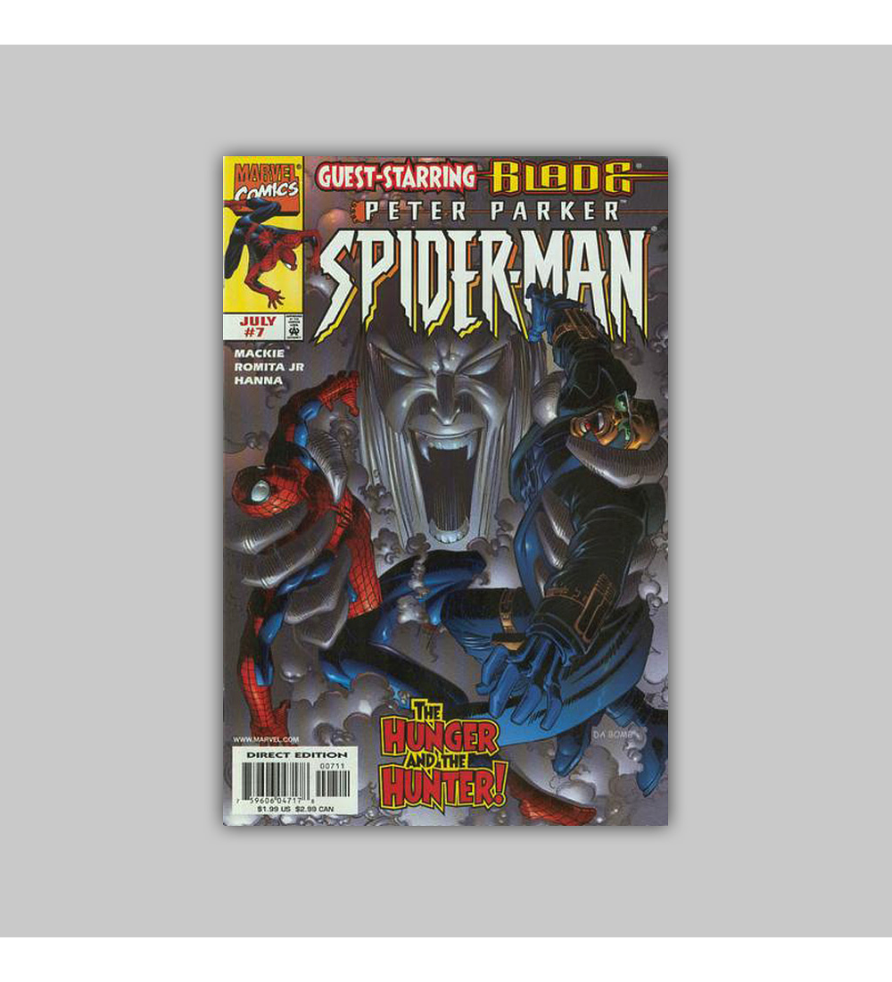 Peter Parker: Spider-Man (Vol. 2) 7 1999