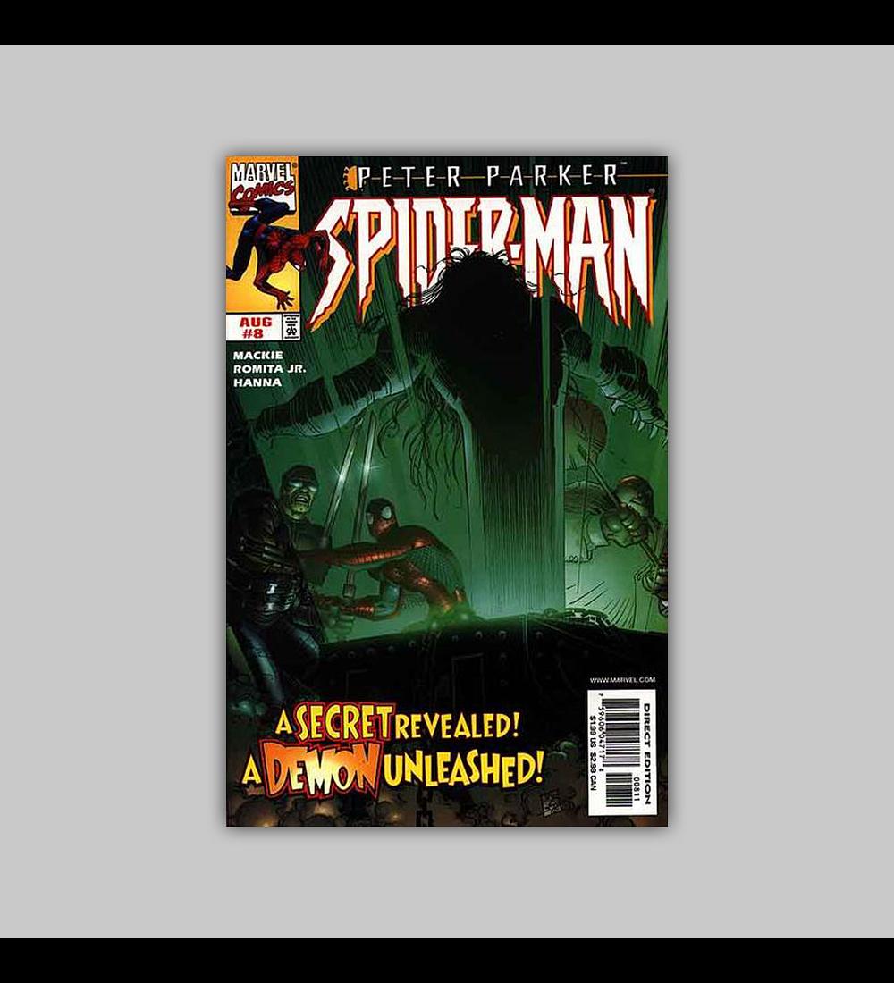 Peter Parker: Spider-Man (Vol. 2) 8 1999