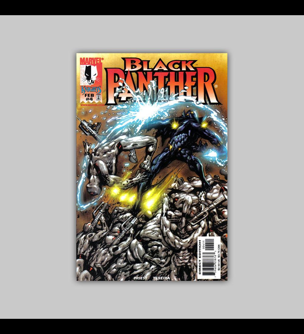 Black Panther (Vol. 2) 4 1999