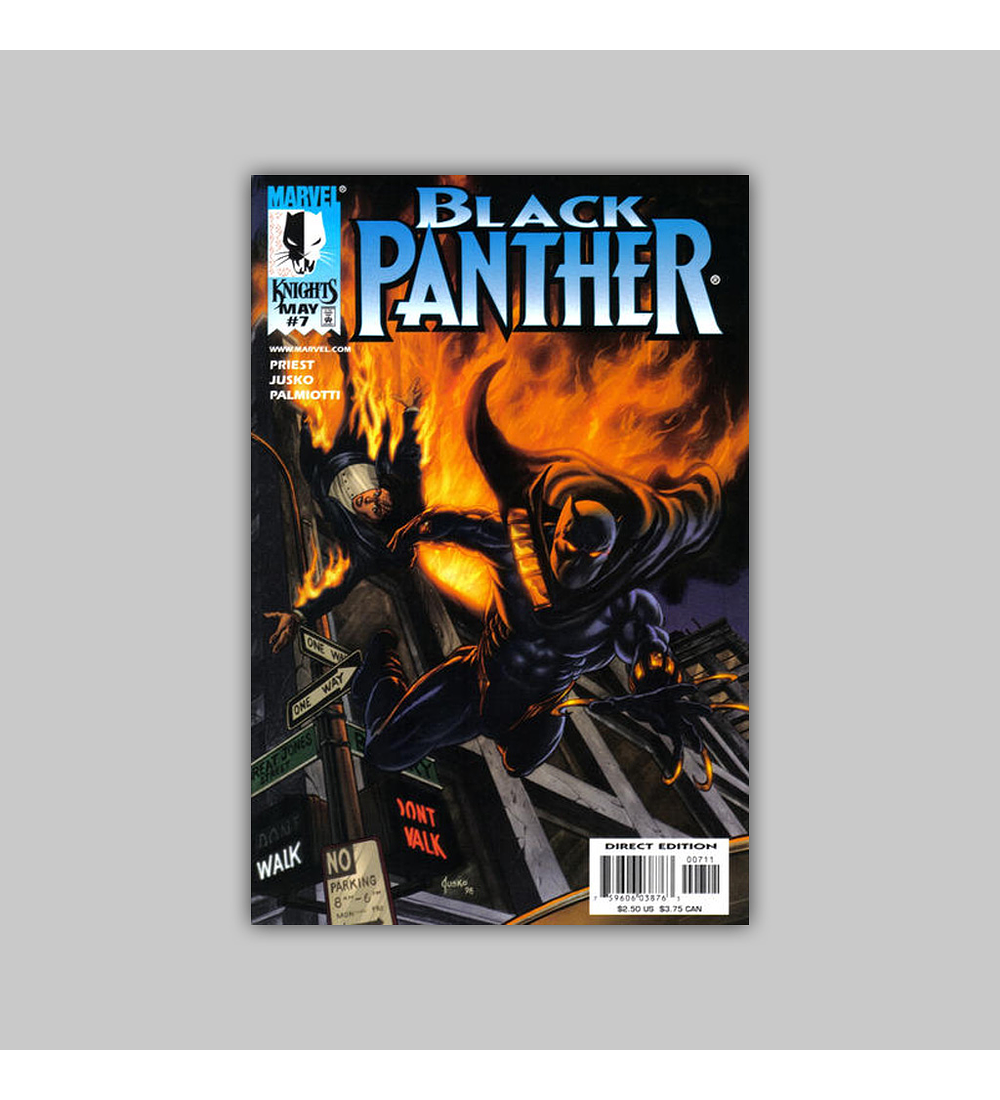 Black Panther (Vol. 2) 7 1999