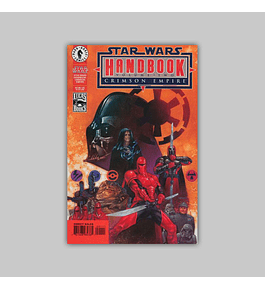 Star Wars Handbook Volume Two: Crimson Empire 1999