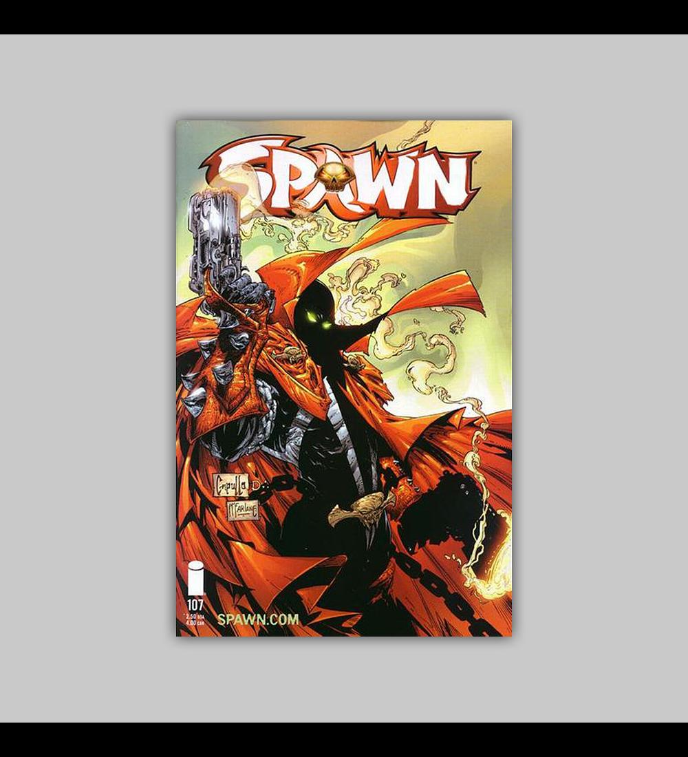 Spawn 107 2001