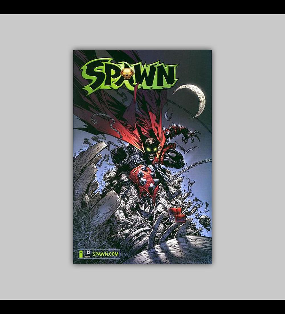 Spawn 112 2001