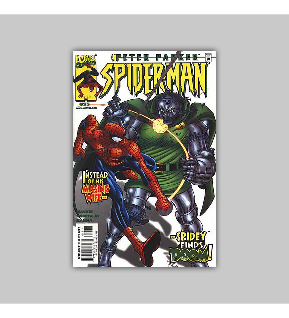 Peter Parker: Spider-Man (Vol. 2) 15 2000