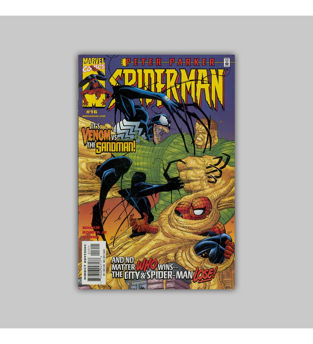 Peter Parker: Spider-Man (Vol. 2) 16 2000