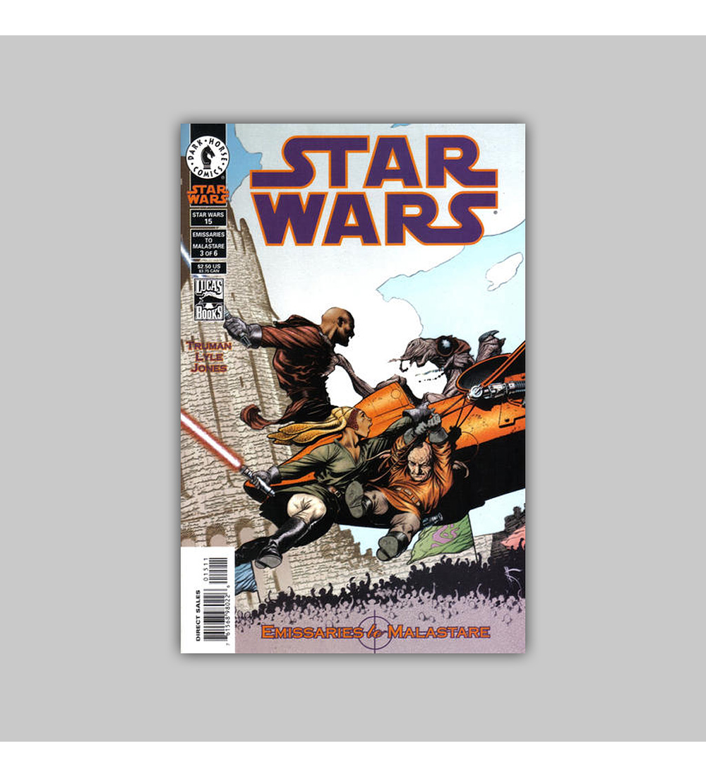 Star Wars 15 2000