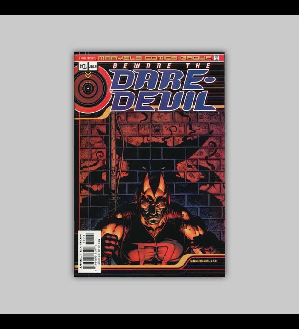 Marvel Comics: Daredevil 1 2000