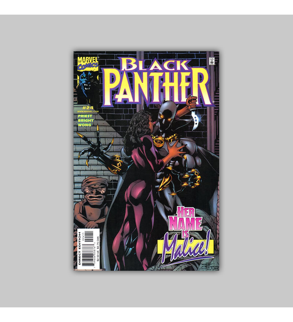 Black Panther (Vol. 2) 24 2000