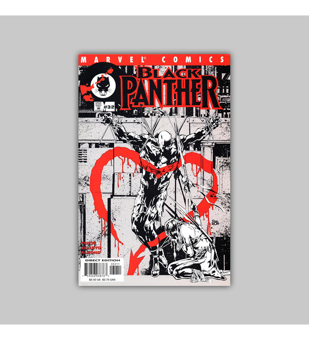 Black Panther (Vol. 2) 32 2001