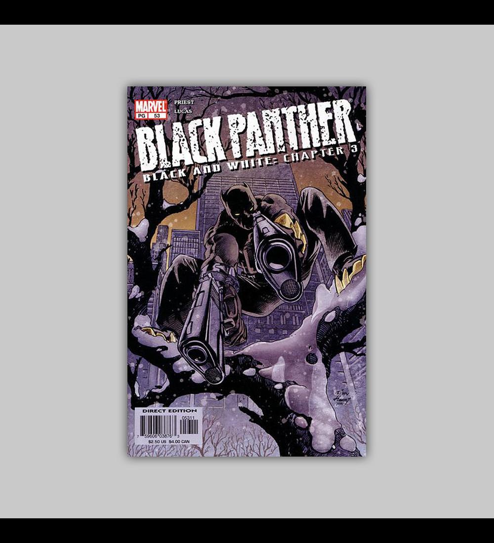 Black Panther (Vol. 2) 53 2003