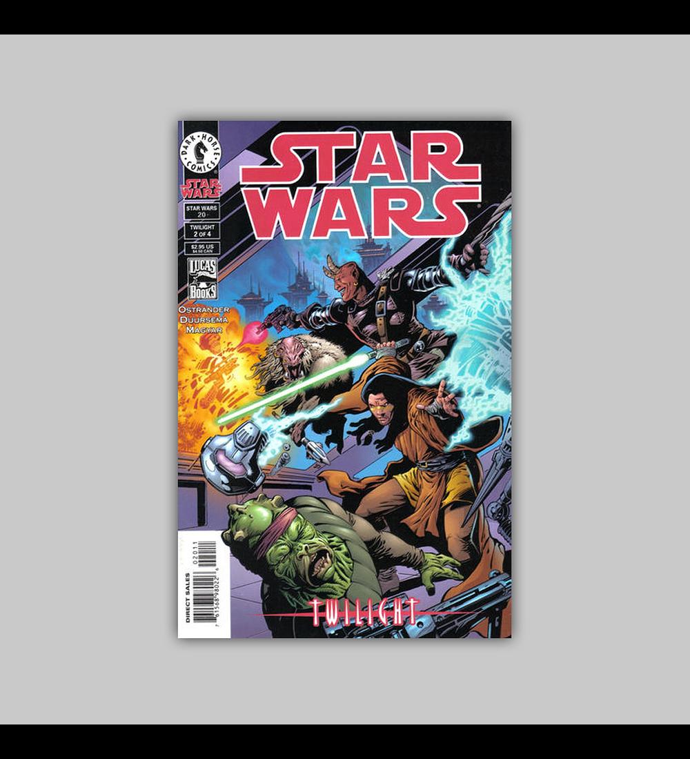 Star Wars 20 2000