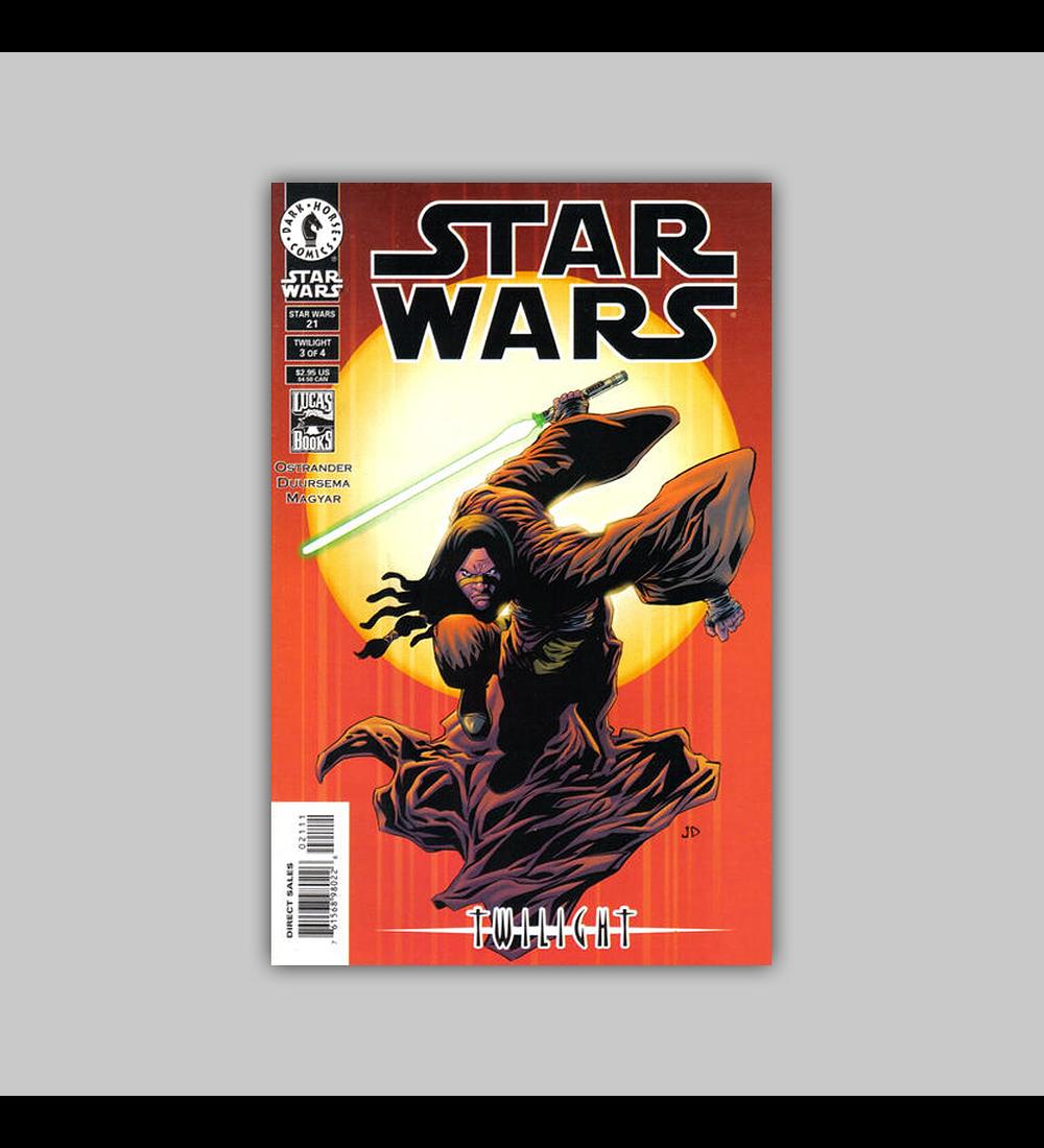 Star Wars 21 2000