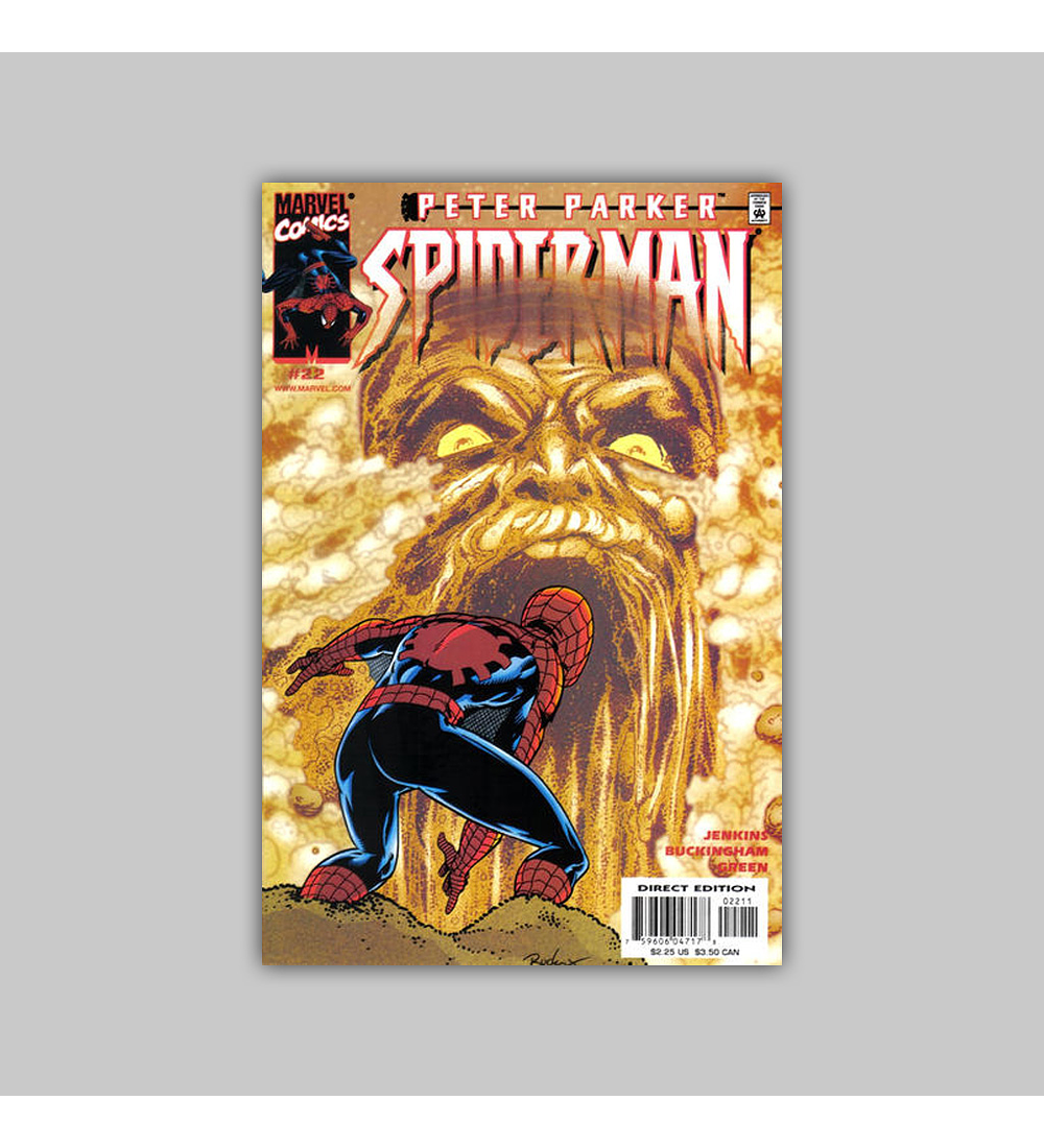 Peter Parker: Spider-Man (Vol. 2) 22 2000