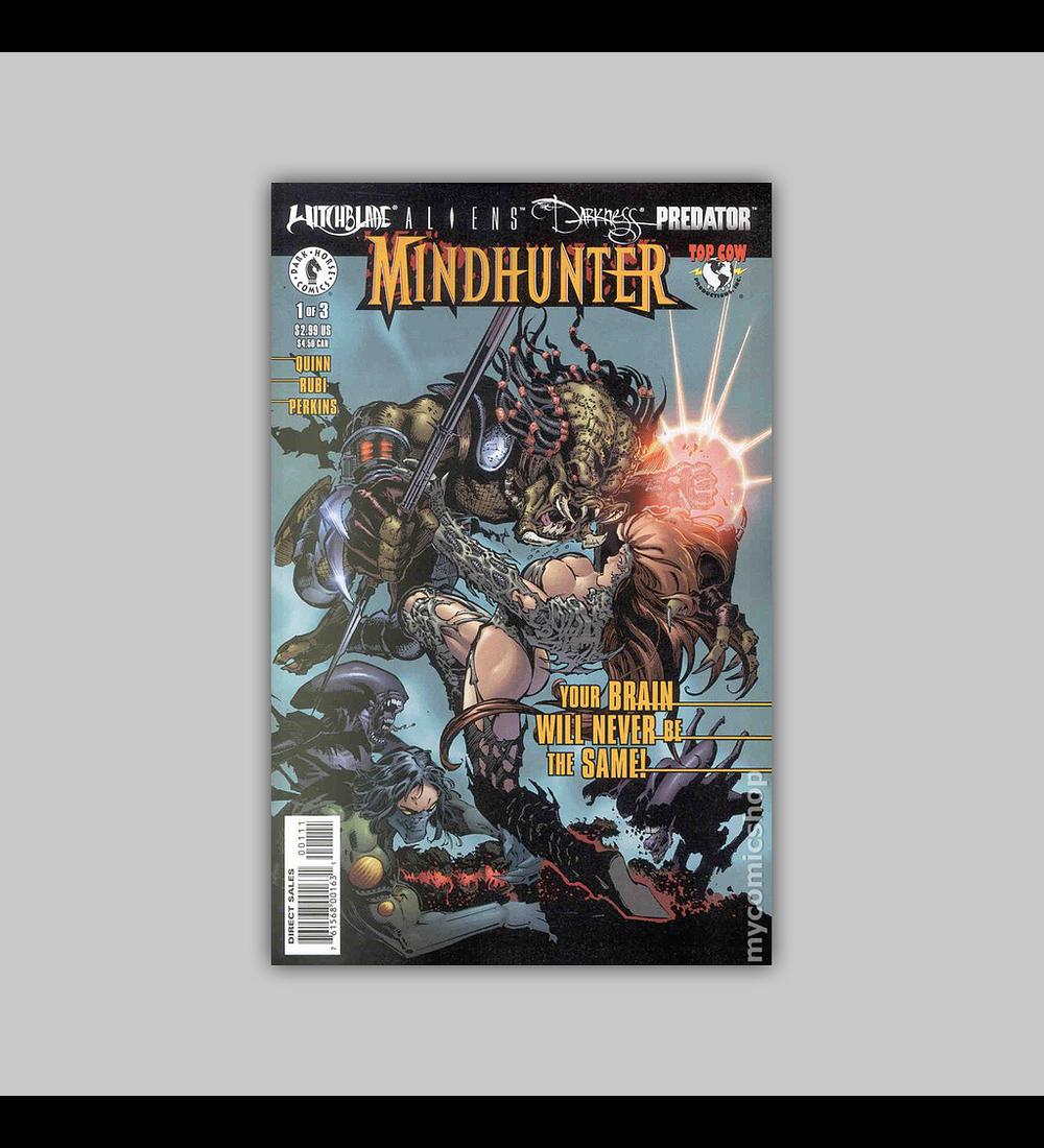 Witchblade/Aliens/Darkness/Predator: Mindhunter 1 2000