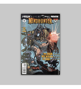 Witchblade/Aliens/Darkness/Predator: Mindhunter 1 2000