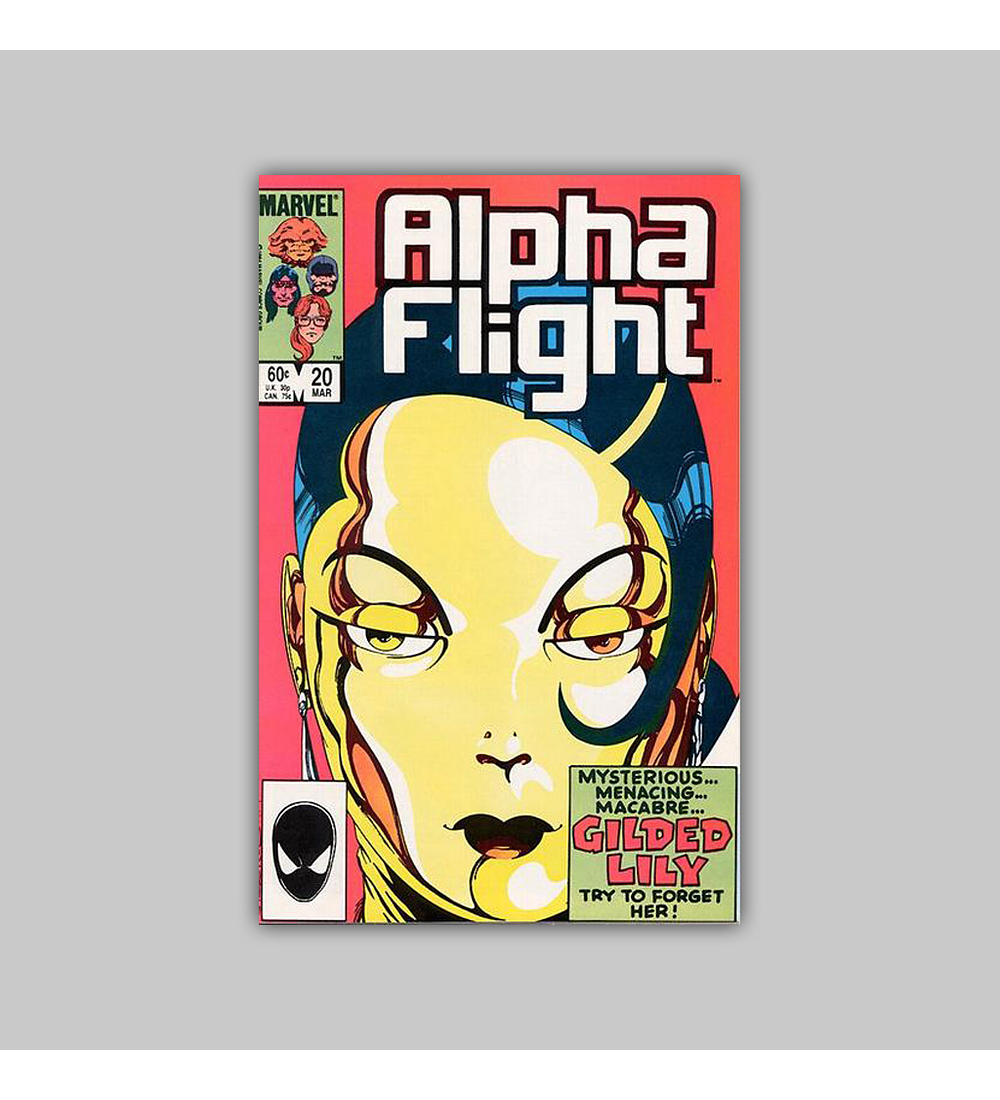 Alpha Flight 20 1985
