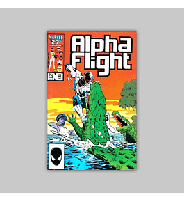 Alpha Flight 41 1986