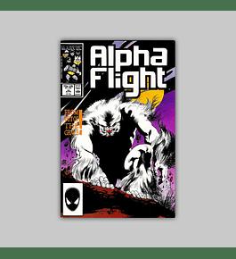 Alpha Flight 45 1987