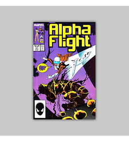 Alpha Flight 47 1987