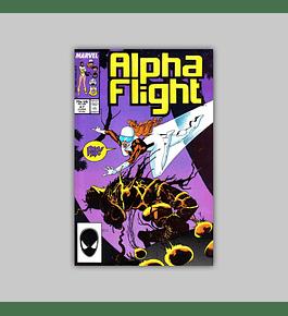 Alpha Flight 47 1987