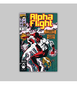Alpha Flight 92 1991